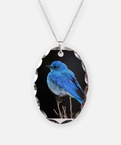 Cute Bluebird Necklace