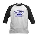 Leo University Property Kids Baseball Jersey