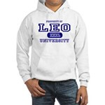 Leo University Property Hooded Sweatshirt