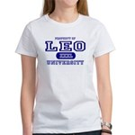 Leo University Property Women's T-Shirt