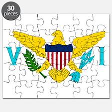Flag of US Virgin Islands Puzzle