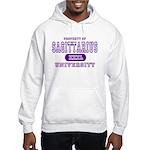 Sagittarius University Hooded Sweatshirt