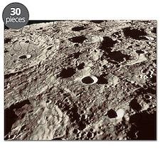 Lunar surface - Puzzle
