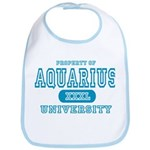 Aquarius University Property Bib