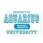 Aquarius University Property Postcards (Package of