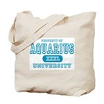 Aquarius University Property Tote Bag