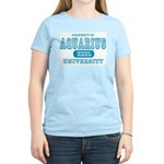 Aquarius University Property Women's Pink T-Shirt