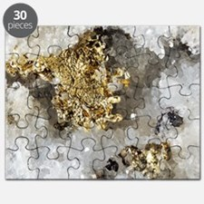 Native gold - Puzzle