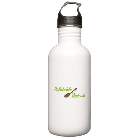 Palatable Podcast Stainless Water Bottle 1.0L