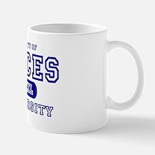 Pisces University Property Mug