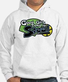 Softball Good Girls Steal Hoodie