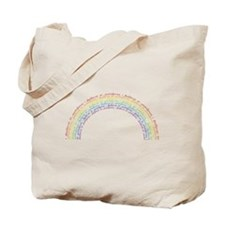 I Believe In Rainbows Tote Bag