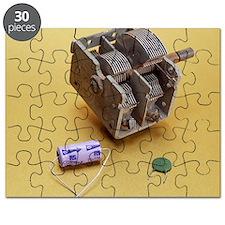 Capacitors - Puzzle