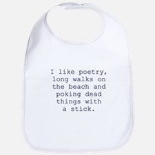 Poetry Bib