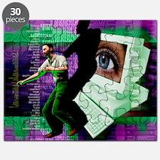 Cyberstalking - Puzzle