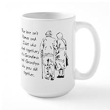 True Love Grows Romantic Graphic Mug