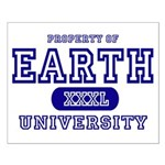Earth University Property Small Poster