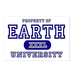 Earth University Property Postcards (Package of 8)