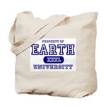 Earth University Property Tote Bag