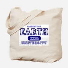 Earth University Property Tote Bag