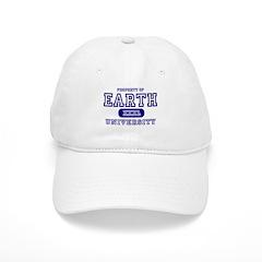 Earth University Property Baseball Cap