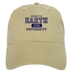 Earth University Property Baseball Cap