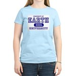 Earth University Property Women's Pink T-Shirt