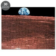 Earth rising - Puzzle