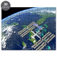 International Space Station - Puzzle