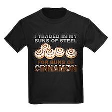Buns of Cinnamon Funny T-Shirt T
