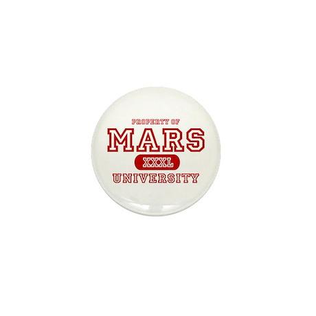 Mars University Property Mini Button (10 pack)