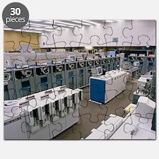 Main computer at - Puzzle