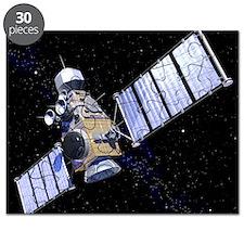 Military satellite - Puzzle