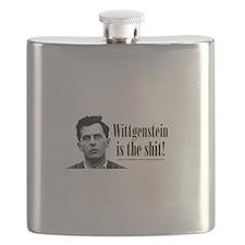 Wittgenstein is the Shit bevmug.png Flask