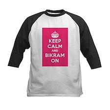 Keep Calm and Bikram On Tee