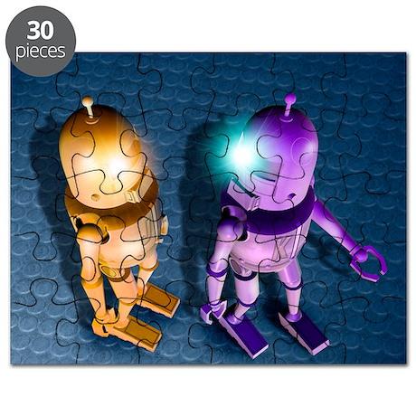 Robots - Puzzle