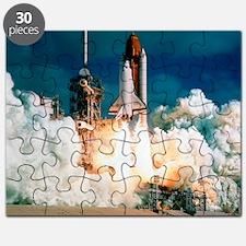 Space Shuttle launch - Puzzle