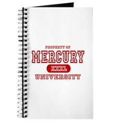 Mercury University Property Journal