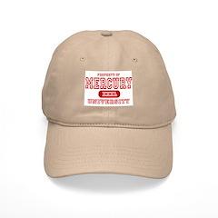 Mercury University Property Baseball Cap