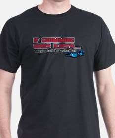 Swimming Was Easy T-Shirt