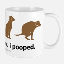 i Came. i Saw. i Pooped. Mug
