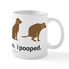 i Came. i Saw. i Pooped. Mug