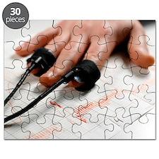 Lie detector test - Puzzle