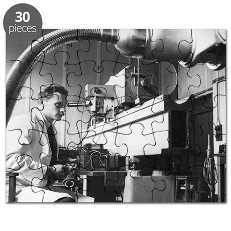 Radiation measurements, 1948 - Puzzle
