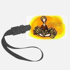 Fruit of the Spirit: Goodness Luggage Tag