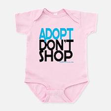 Adopt Dont Shop Infant Bodysuit