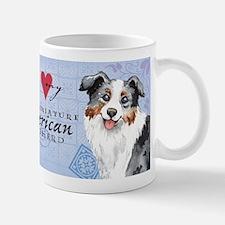 Miniature American Shepherd Mug