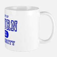 Saturn University Property Mug