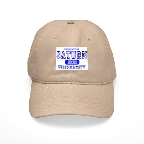 Saturn University Property Cap