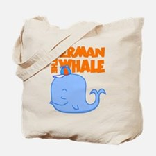Herman the whale Tote Bag